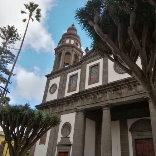 テネリフェ島・旧市街の教会 | サンタ・クルス・デ・テネリフェ(テネリフェ島 / カナリア諸島)