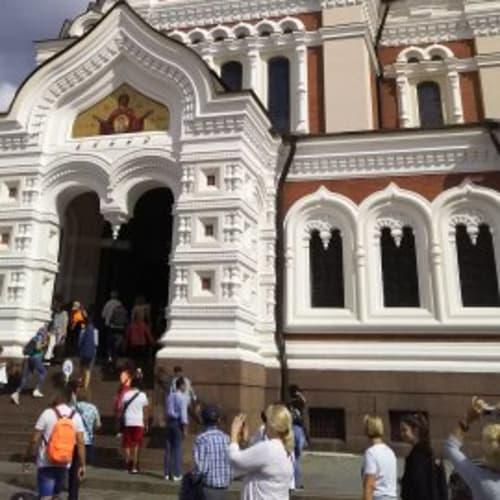 タリン「ネフスキー大聖堂」 | タリン