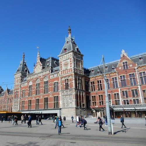 Day7#アムステルダム#中央駅 | アムステルダム