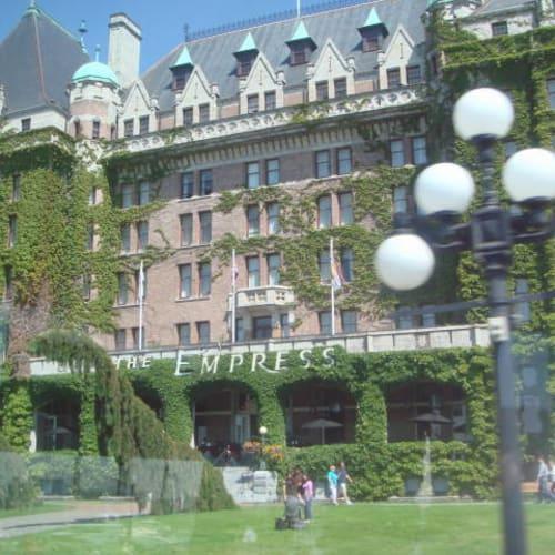 フェアモント・エンプレスホテル ビクトリア | ビクトリア(バンクーバー島)