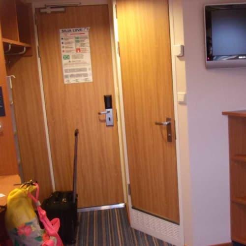 客船バルティック・プリンセスの客室