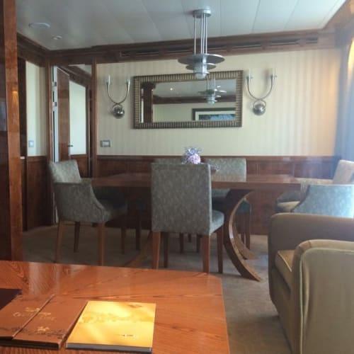 客船ディズニー・ワンダーの客室