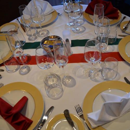 レストランもヨットクラブ専用のレストランでイタリアン等の美食を贅沢に味わえる(フリードリンク) | 客船MSCディヴィーナのダイニング