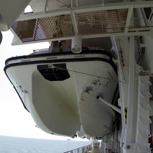 客船スーパースター・ジェミナイの船内施設