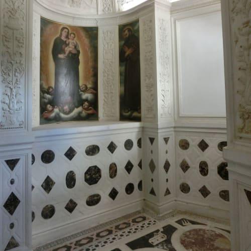 とても素敵な聖なる小部屋 | アンコーナ