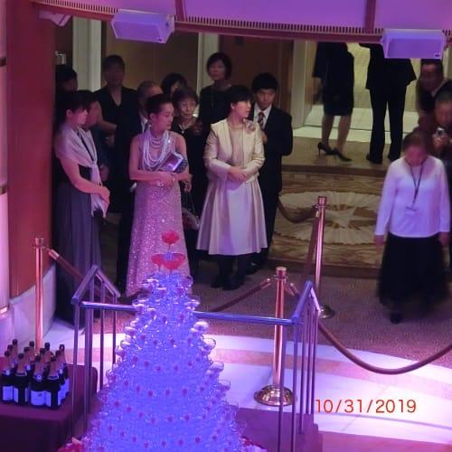 客船ダイヤモンド・プリンセスの乗客、アクティビティ、船内施設