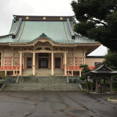 称名寺本堂 | 函館