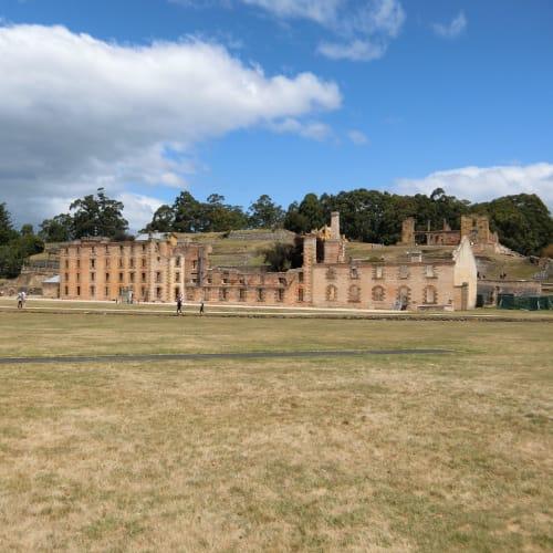タスマニア島のかつての刑務所跡 | ホバート(タスマニア州)