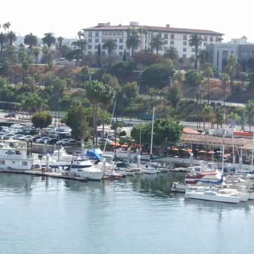 出港 ロスアンゼルス | ロングビーチ
