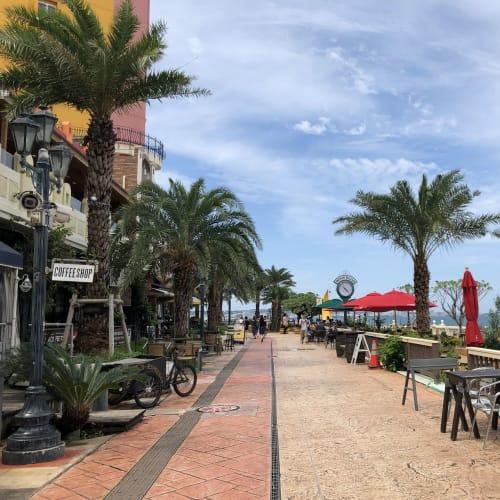 最後の寄港地沖縄でもレンタカーでの観光です。 | 那覇(沖縄)