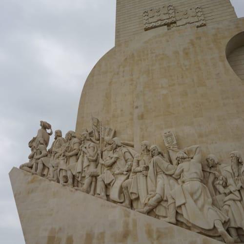 リスボンといえば発見のモニュメント。 | リスボン