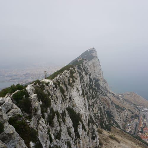 ジブラルタルロック。 | ジブラルタル