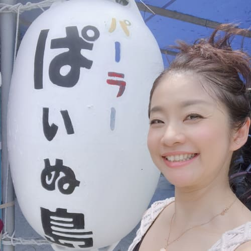 ここのカキ氷がふわっふわでめちゃくちゃ美味しかったです! | 石垣島での客船ダイヤモンド・プリンセス