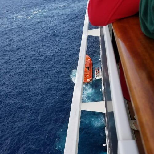 あともう少し | 客船MSCマニフィカのクルー