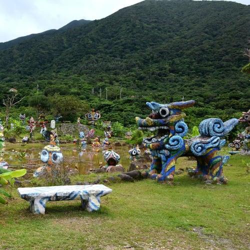 キジムナー(沖縄の精霊)公園   石垣島