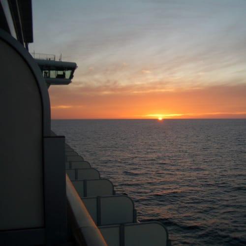 客船サファイア・プリンセスの船内施設