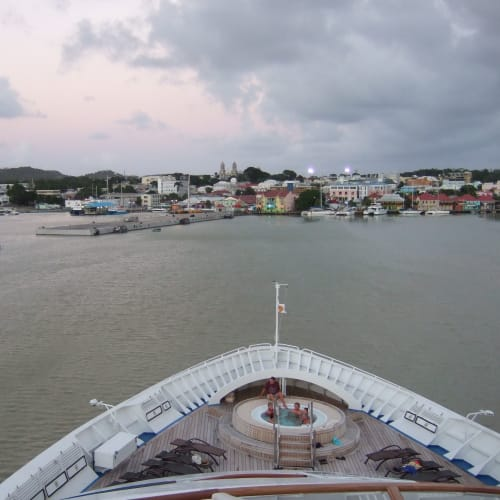 Day3#アンティグア島#セントジョンズ#出港 | セントジョンズ(アンティグア島)