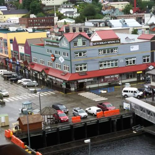 ケチカンの港 | ケチカン(レビジャヒヘド諸島 / アラスカ州)