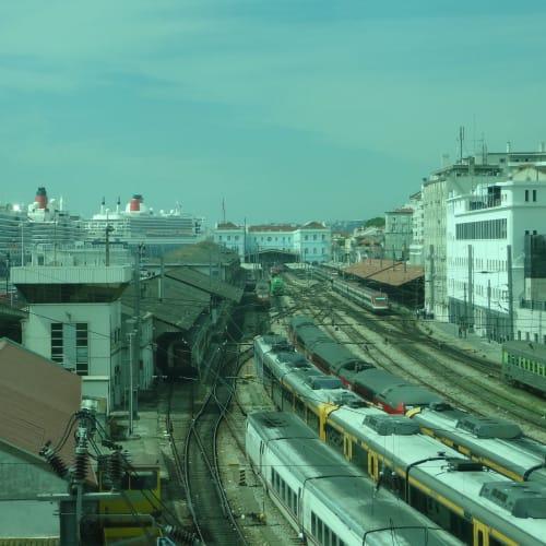リスボン (ポルトガル) | リスボンでの客船クイーン・ヴィクトリア