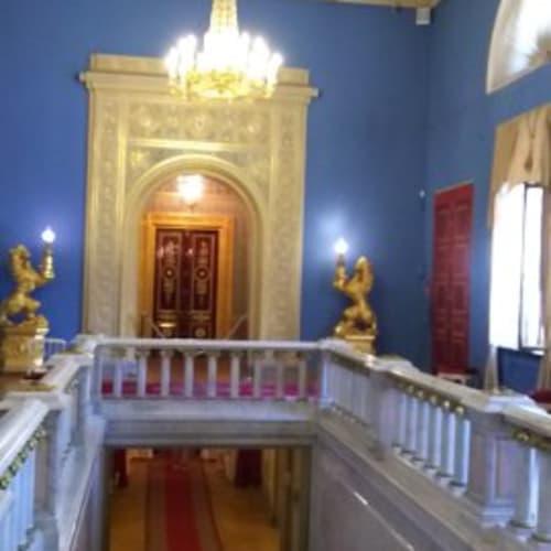 ユスーポフ宮殿内部 | サンクトペテルブルク