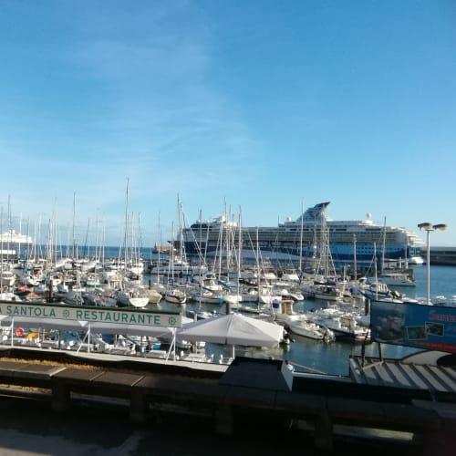 フンシャル・港 | フンシャル(マデイラ諸島)でのTUIクルーズ