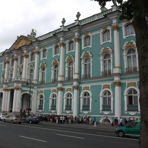 エルミタージュ美術館 | サンクトペテルブルク