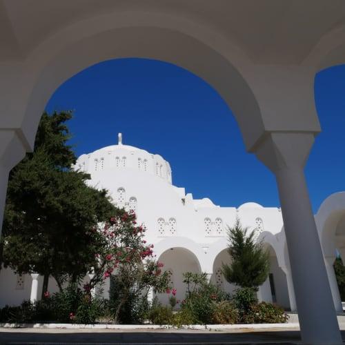 フィラの大聖堂 | サントリーニ島