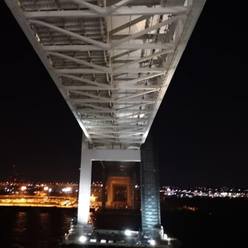 ベイブリッジ越え | 横浜