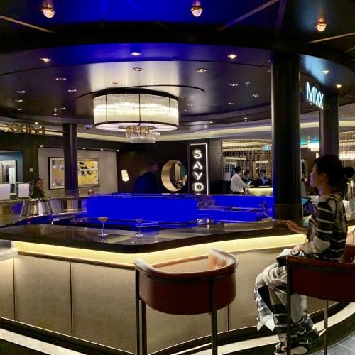 バーもたくさんありました! | 客船ノルウェージャン・ブリスの乗客、船内施設