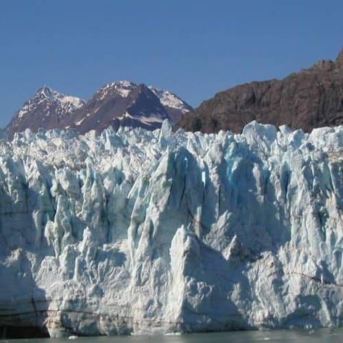 グレーシャーベイの氷河 | グレイシャーベイ(アラスカ州)