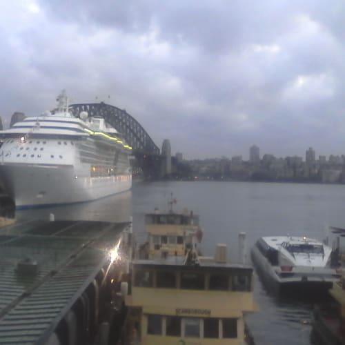 シドニーに着いてしまった。 オーストラリア大陸半周完了。 | シドニー