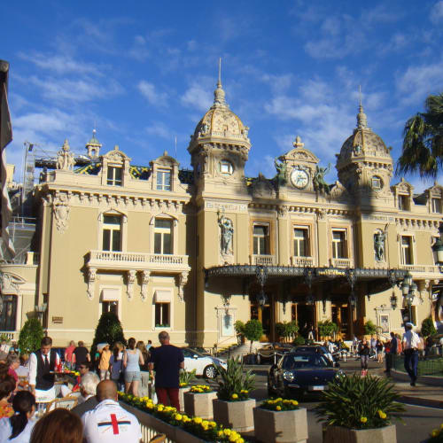 モナコのカジノ。 | モンテカルロ