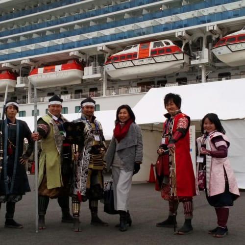 客船ダイヤモンド・プリンセスの乗客、外観