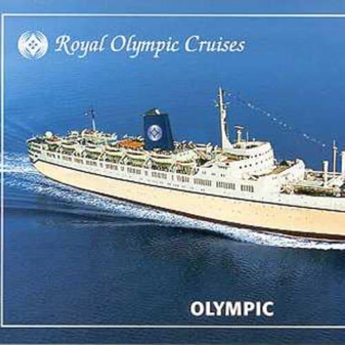 約1000人乗りのエーゲ海クルーズの船だった。 今は倒産してない。 | 客船ロイヤル・オリンピック・クルーズの外観