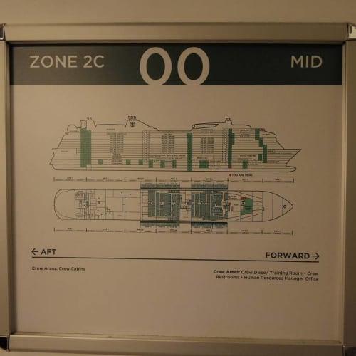 客船スペクトラム・オブ・ザ・シーズのアクティビティ