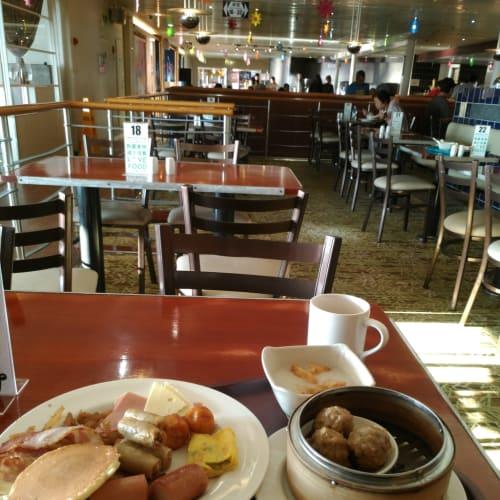 朝食 | 客船スター・パイシスのブッフェ、フード&ドリンク