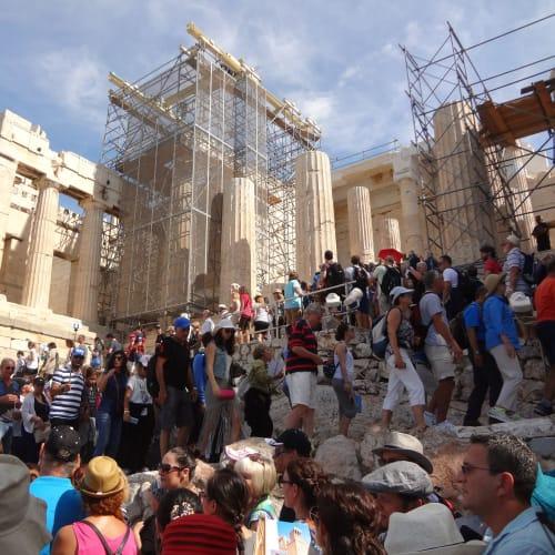 アクロポリスの丘 アテネ (ギリシャ)   ピレウス(アテネ)