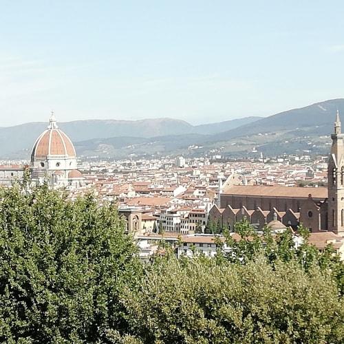 フィレンチェの街並みです | ラ・スペツィア