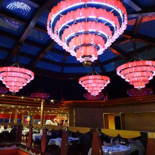 スィートの食事は、コスタクラブで。食材・場所・サービスすべて素敵!  | 客船コスタ・デリチョーザのダイニング