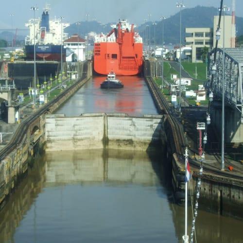 パナマ運河 | パナマ運河