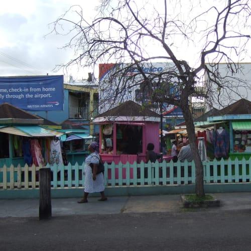 Day3#アンティグア島#セントジョンズ#市場 | セントジョンズ(アンティグア島)