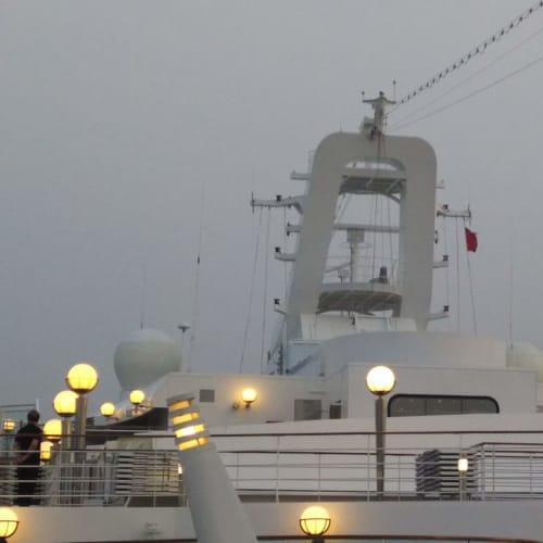 客船MSCスプレンディダの船内施設