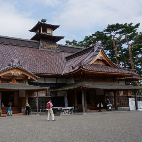 箱館奉行所です。こちらは内部の写真撮影も可能でした。 | 函館