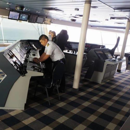 客船スペクトラム・オブ・ザ・シーズのクルー、アクティビティ