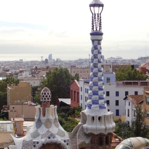 お菓子の家のようです。 | バルセロナ