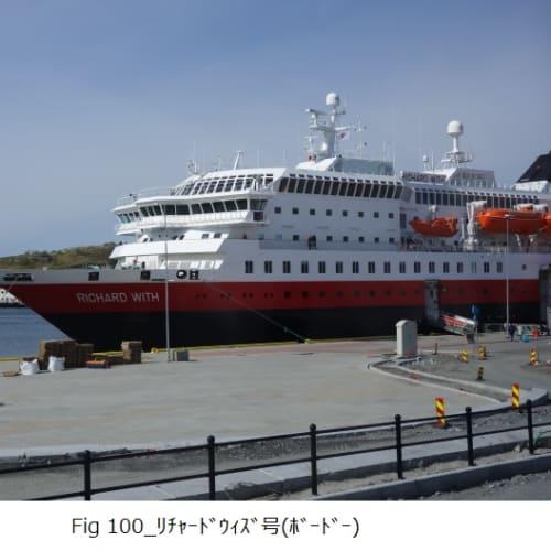 客船MSリカルド・ウィットの外観
