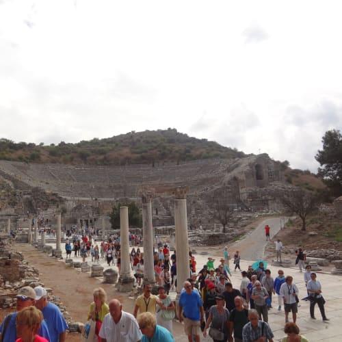 エフェソス遺跡  (トルコ) | クシャダス / エフェソス