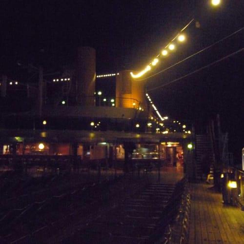 客船コスタ・アトランチカの船内施設