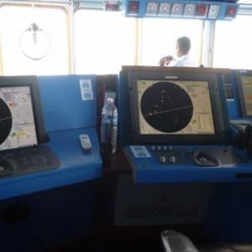 操舵室の見学 | 客船スター・プライドのアクティビティ