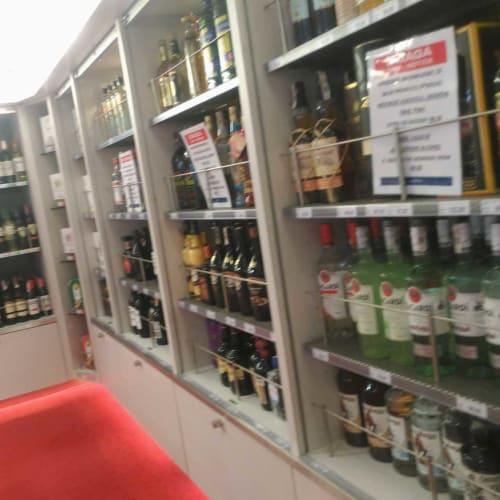 やはりお酒も豊富 | 客船ノヴァスターのフード&ドリンク、船内施設